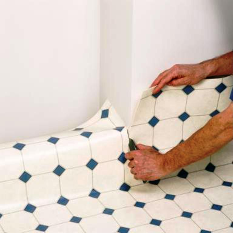 Image of: How To Install Resilient Flooring