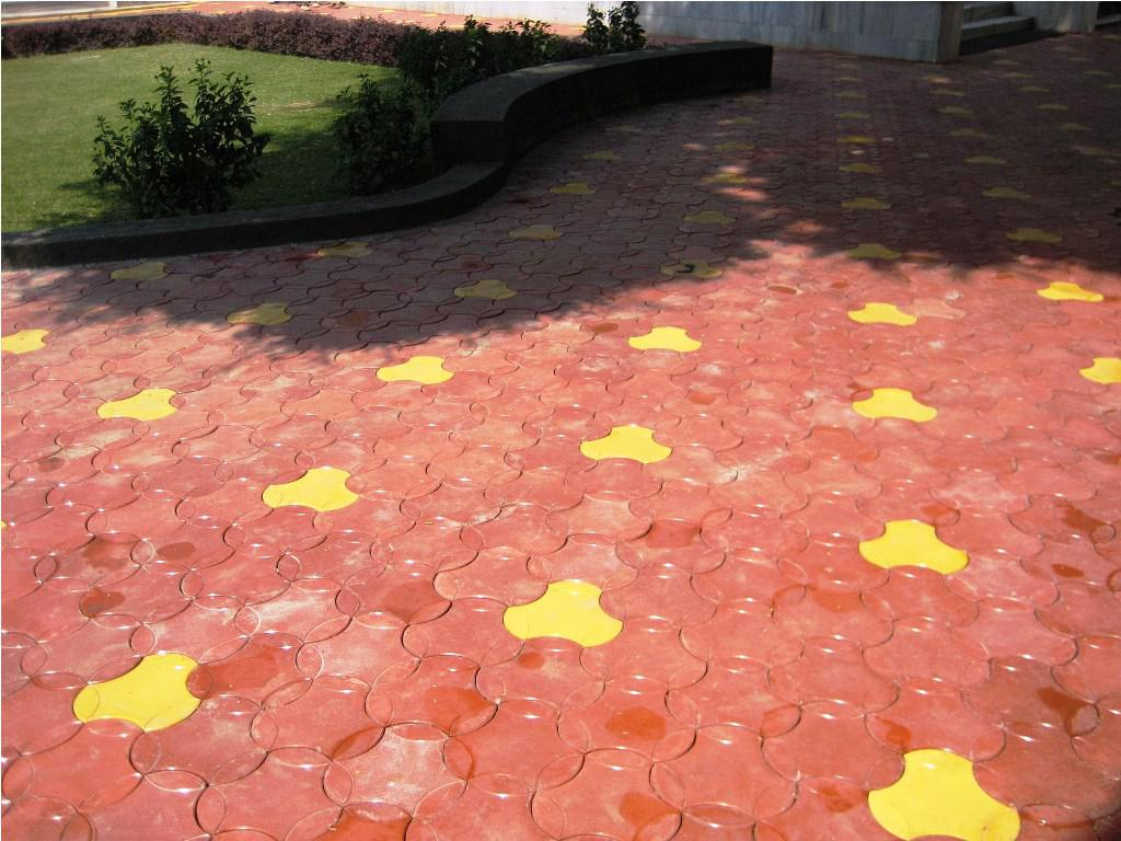 Image of: Interlocking Driveway Pavers