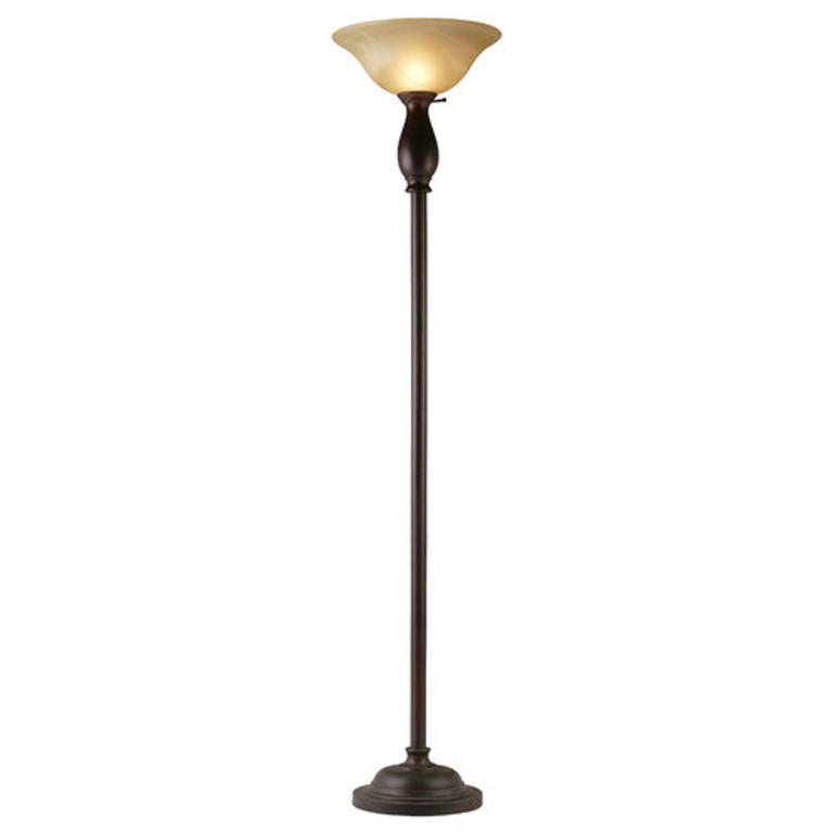 Image of: LED Floor Lamps Home Depot