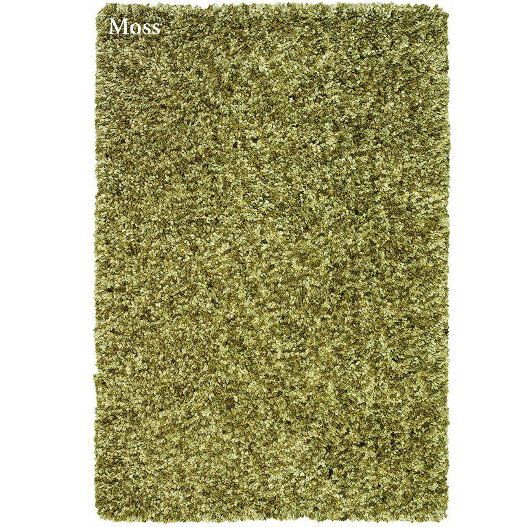 Image of: Moss Shag Area Rugs