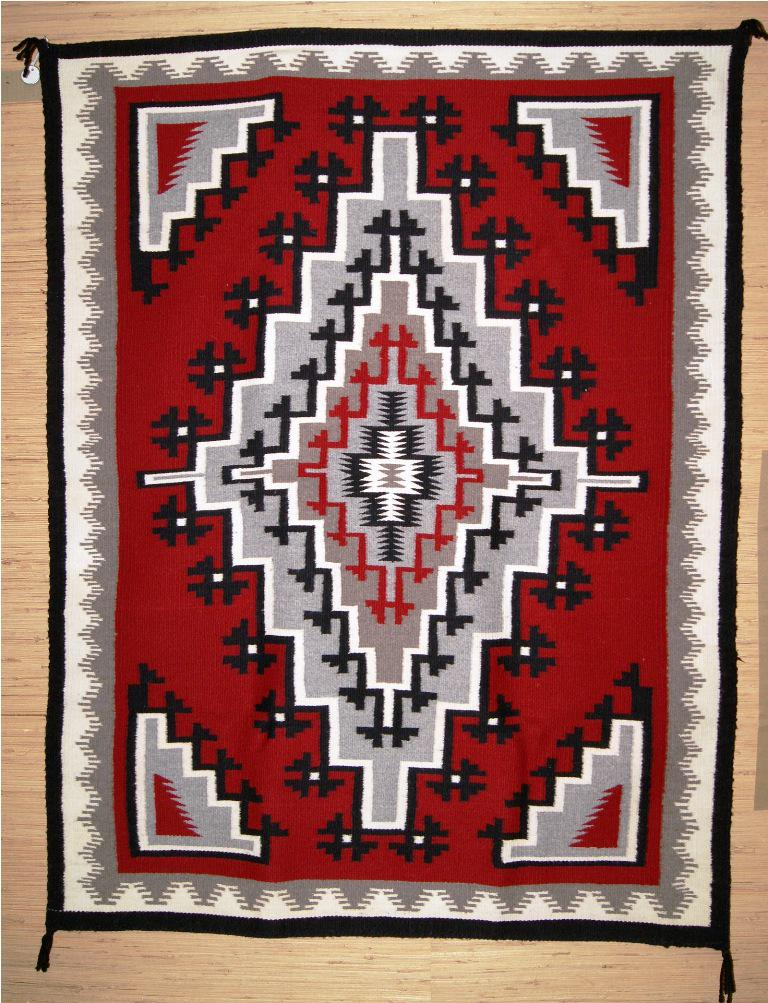 Image of: Navajo Rug Designs