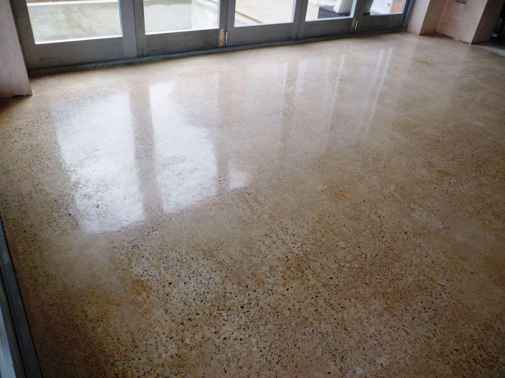 Image of: Polished Concrete Floors Residential