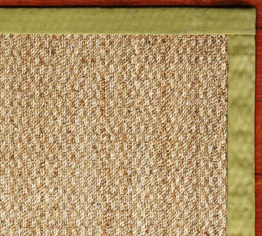 Image of: Pottery Barn Seagrass Rug
