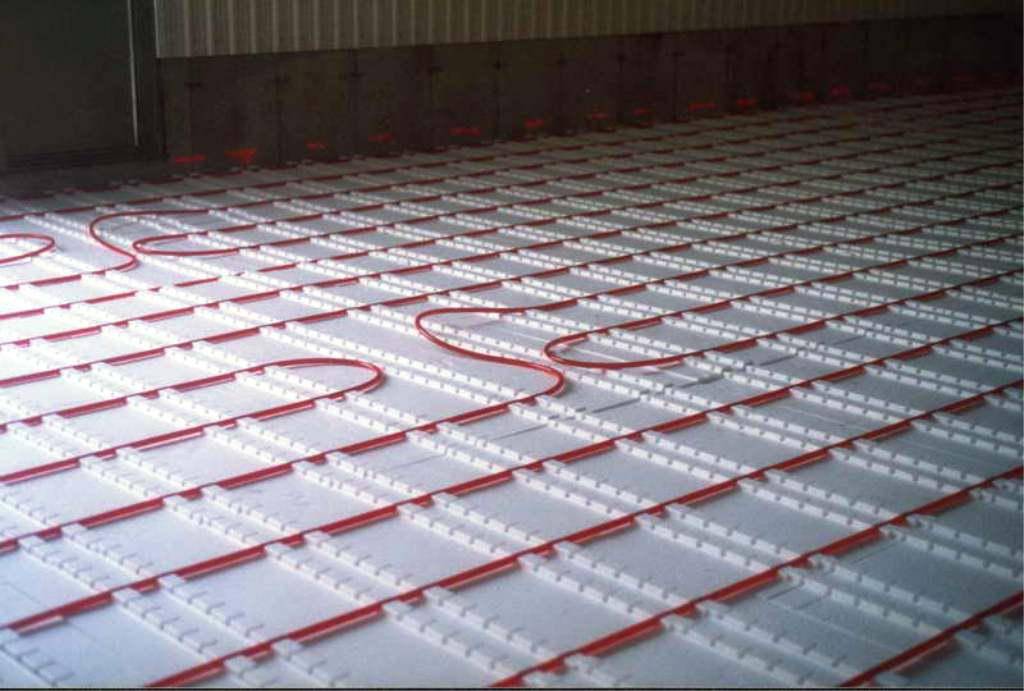 Image of: Radiant Floor Heating Wood Floors