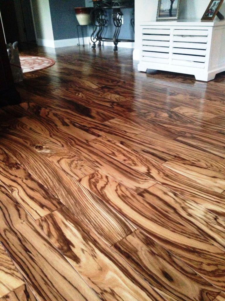 Image of: Tigerwood Flooring Pros And Cons