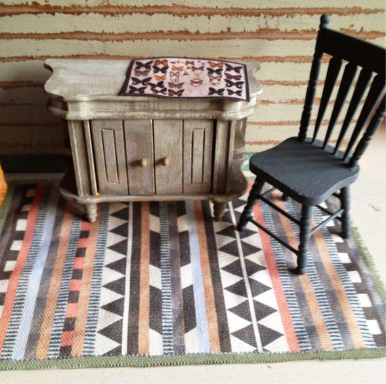 Image of: Tribal Rug