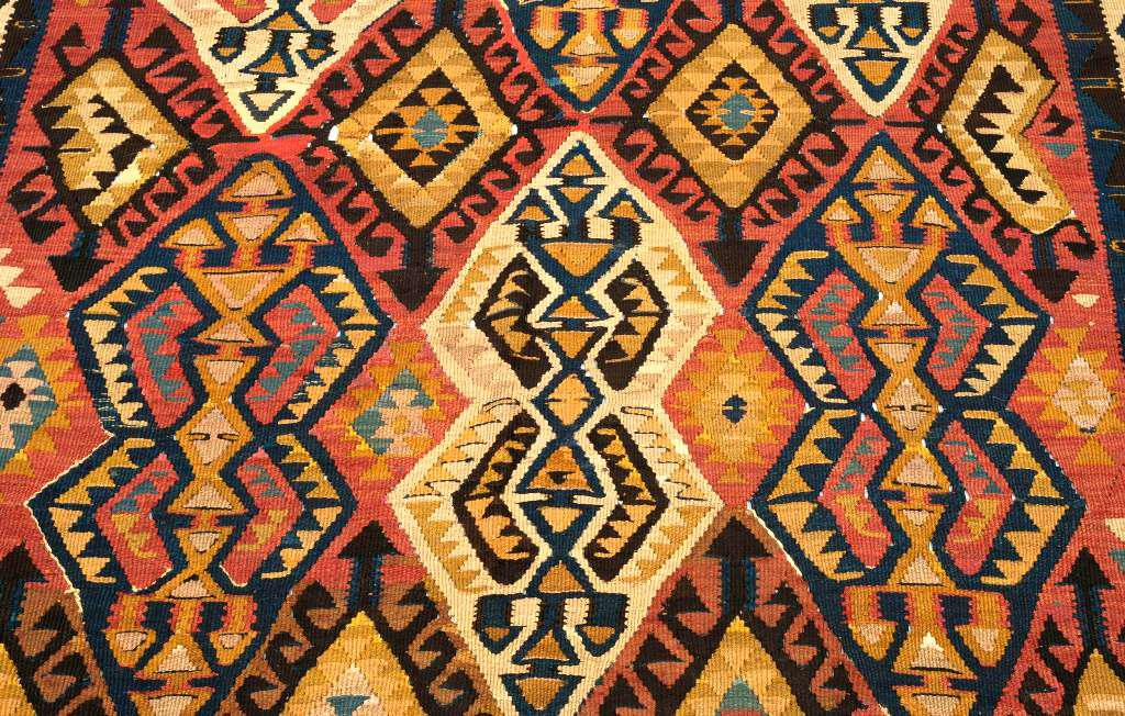 Image of: Turkish Kilim Rugs