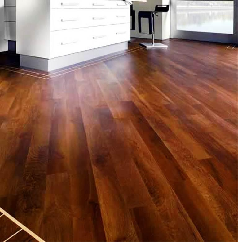 Image of: VCT Flooring Wood Look