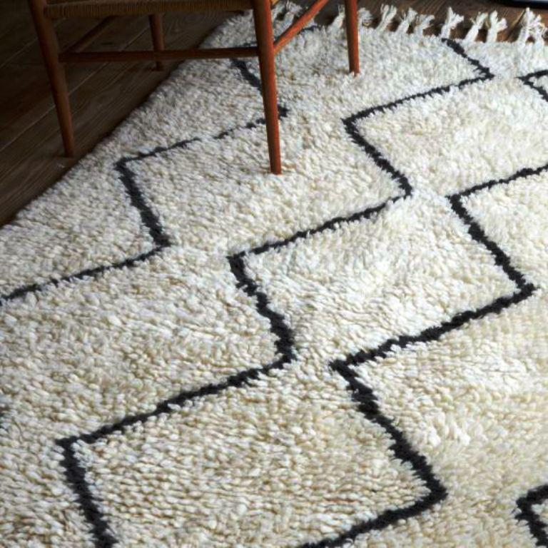 Image of: West Elm Area Rugs