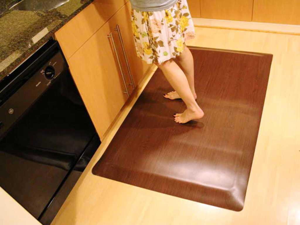 Image of: Best Kitchen Mats Anti Fatigue