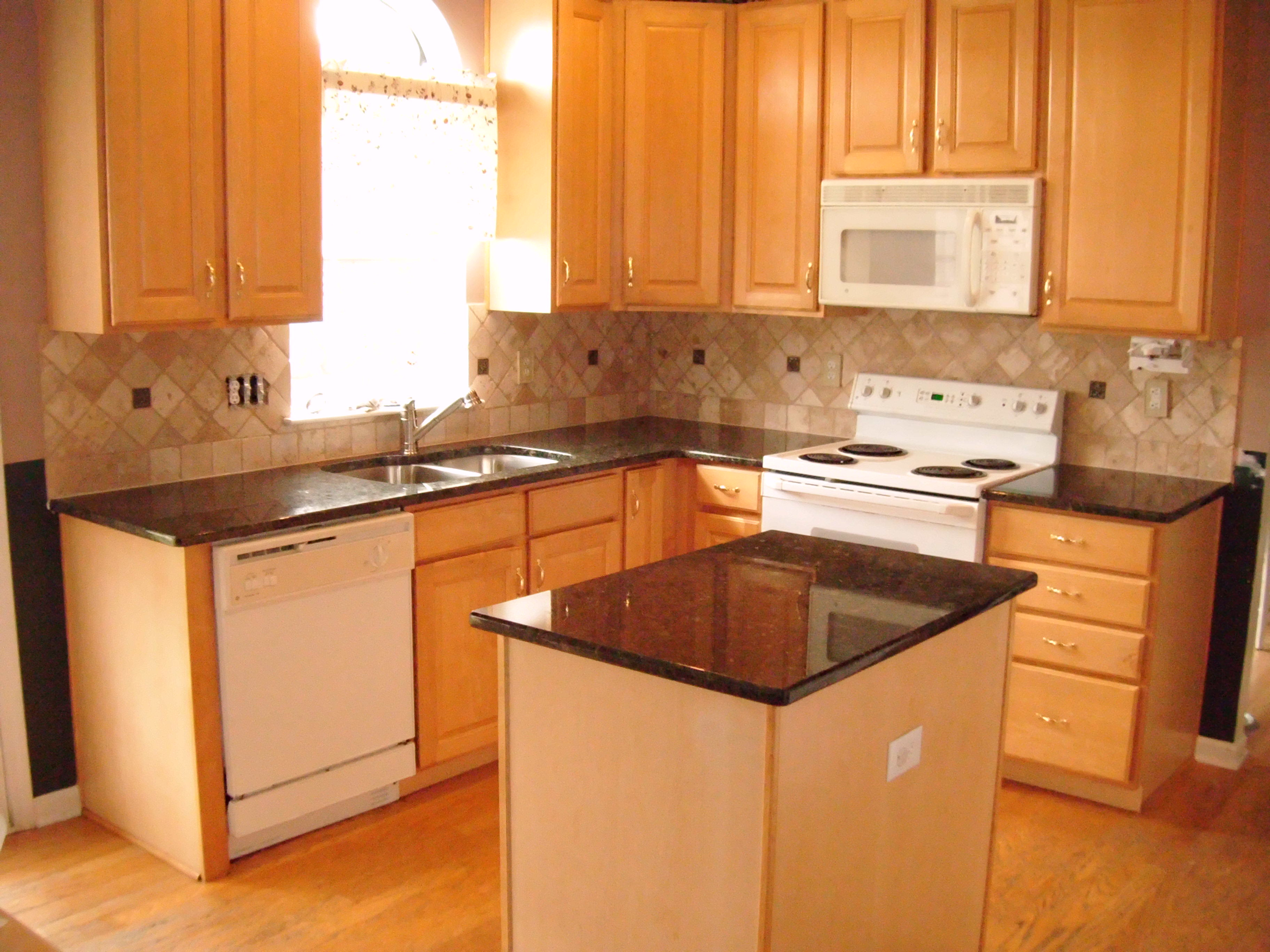 Image of: Cheap Granite Countertops Installed