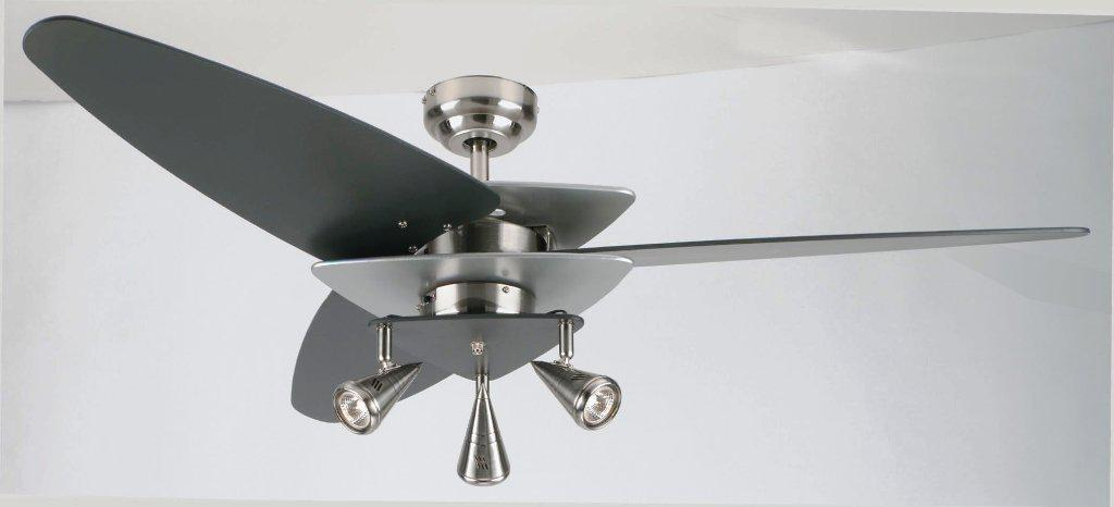 Image of: 72 Inch Helicopter Ceiling Fan