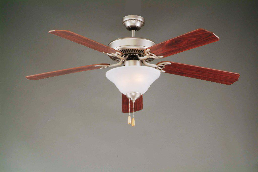 Image of: Aesthetic Chandelier Ceiling Fans
