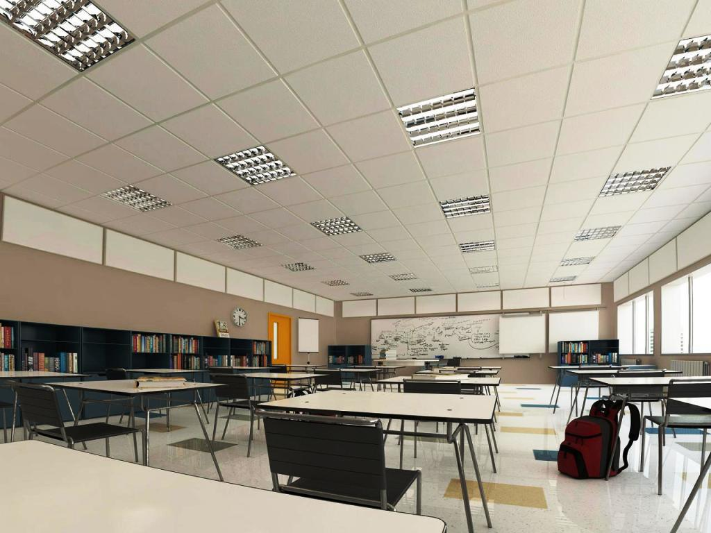 Image of: Armstrong Ceiling Tiles
