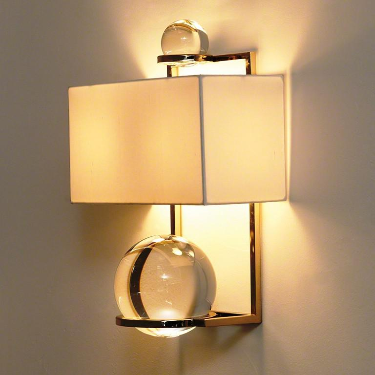 Image of: Battery Sconce Wall Lights