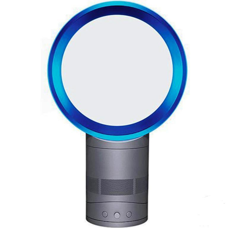 Image of: Bladeless Ceiling Fan Dyson