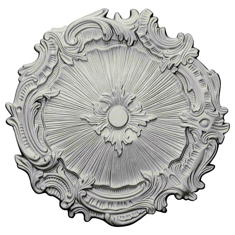 Image of: Ceiling Medallions Home Depot