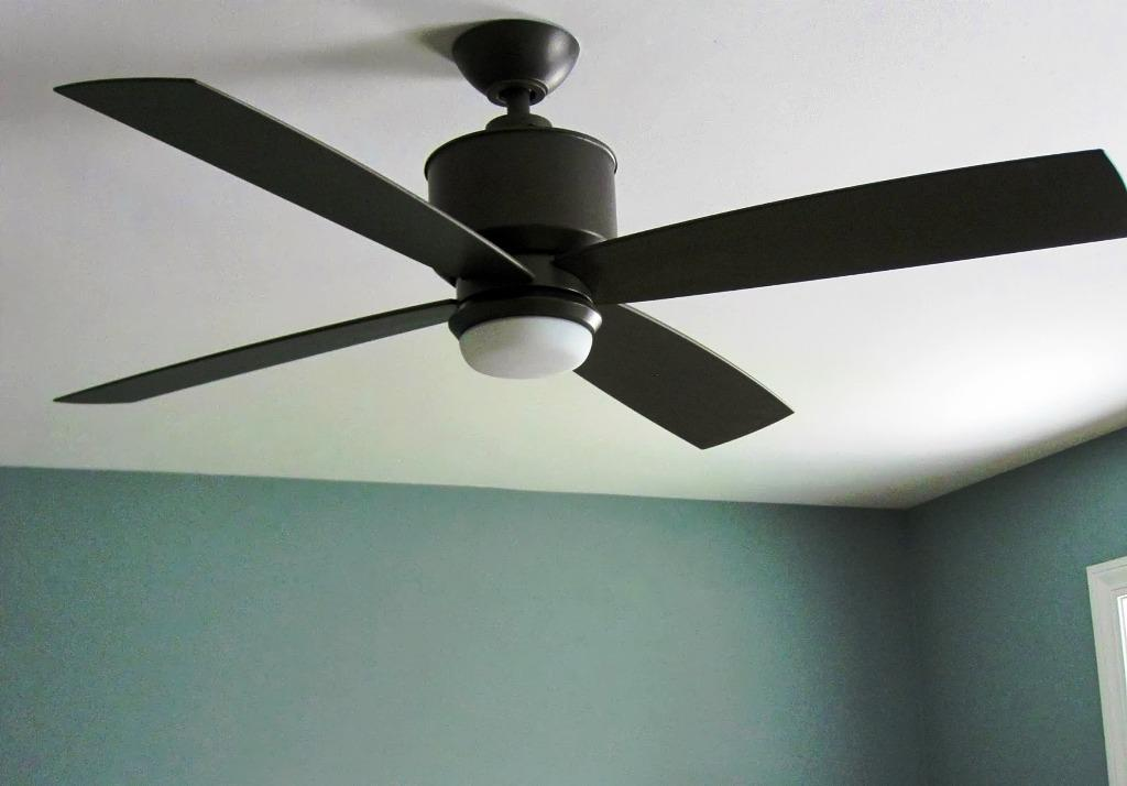 Image of: Cobra Helicopter Ceiling Fan