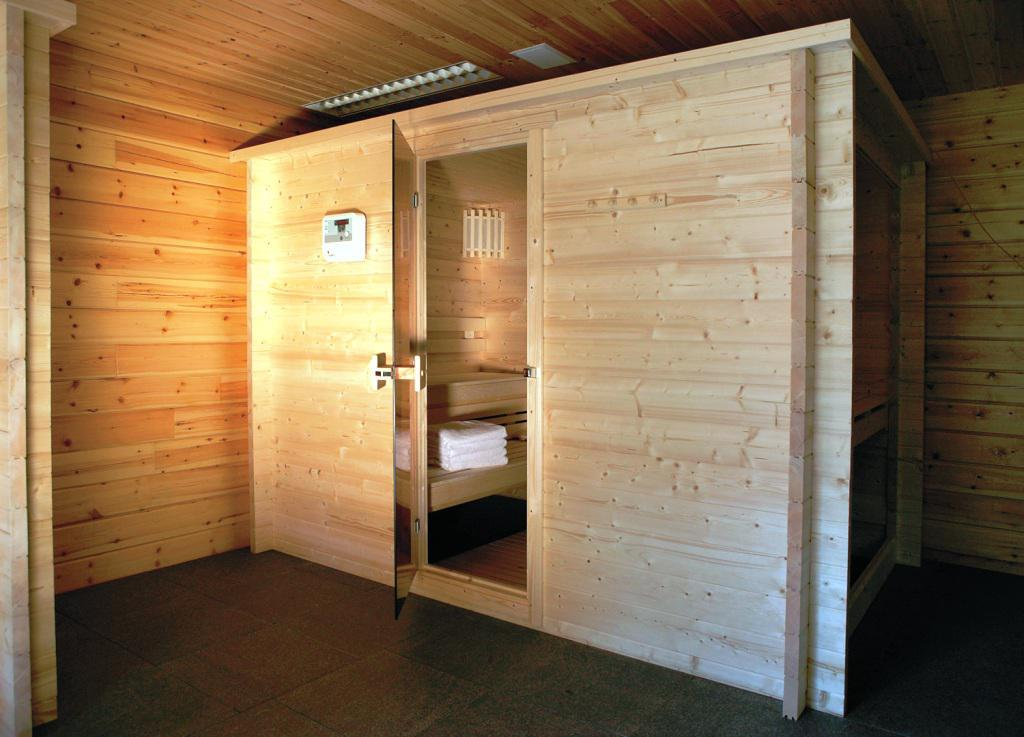 Image of: DIY Saunas