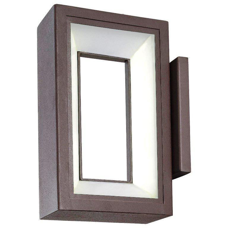 Image of: Exterior LED Wall Sconce
