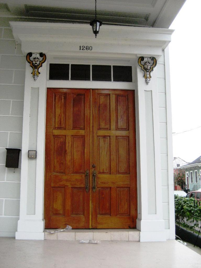 Image of: Exterior Transom Window