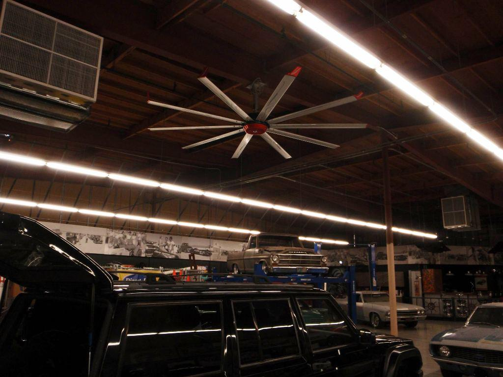 Image of: Helicopter Ceiling Fans