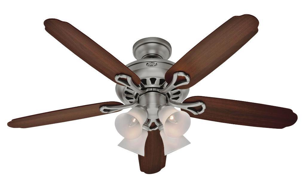 Image of: Hunter Ceiling Fan Parts Globe