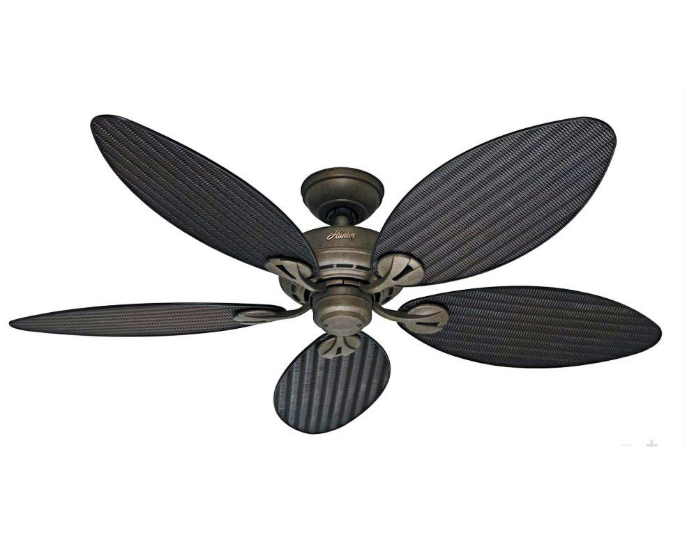 Image of: Hunter Ceiling Fan Replacement Blades