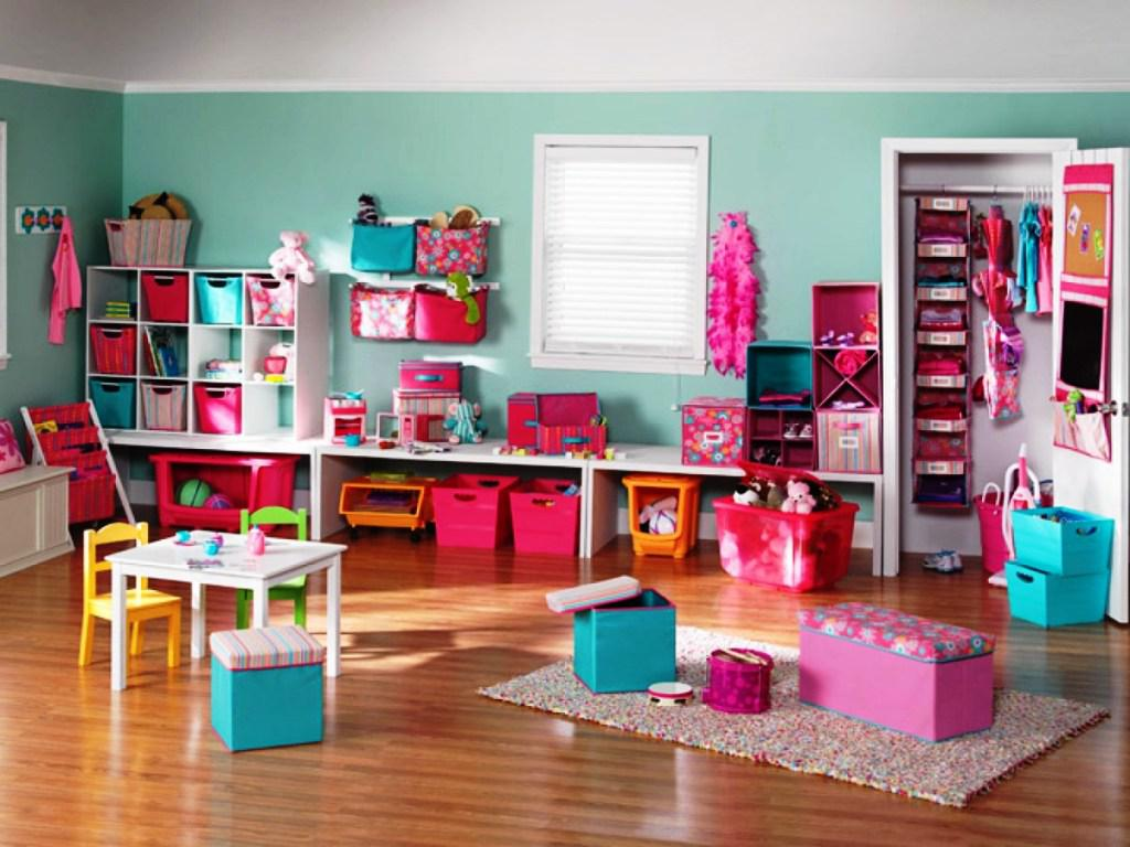 Image of: IKEA Playroom Furniture