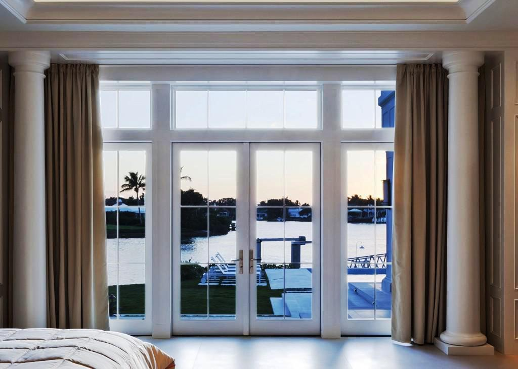 Image of: Interior Transom Windows