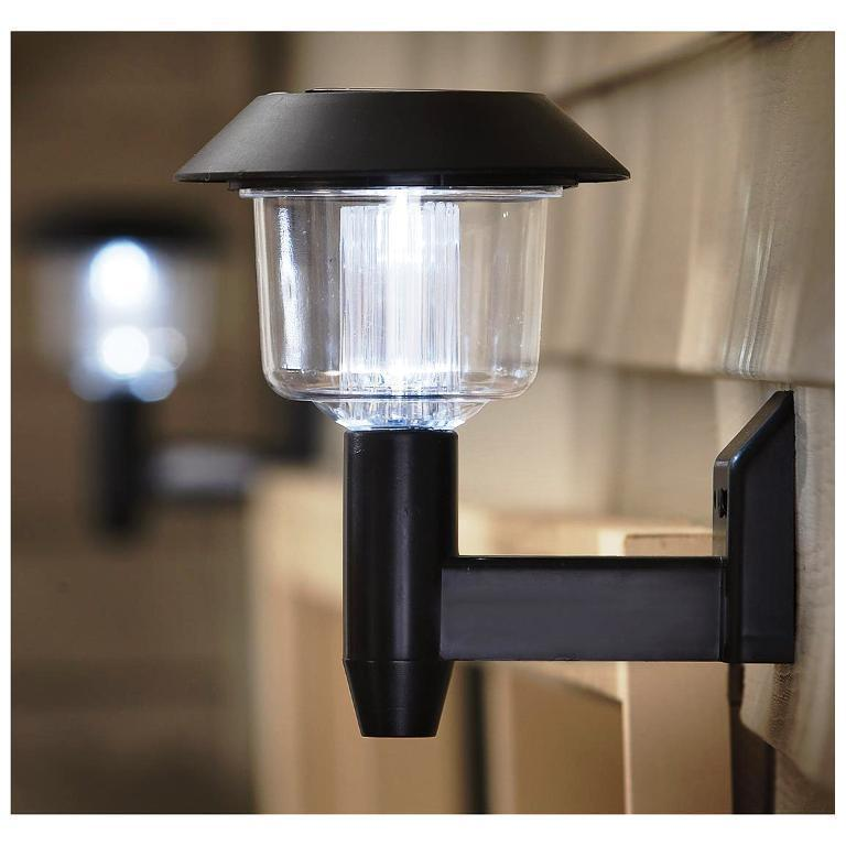 Image of: LED Wall Sconce Outdoor