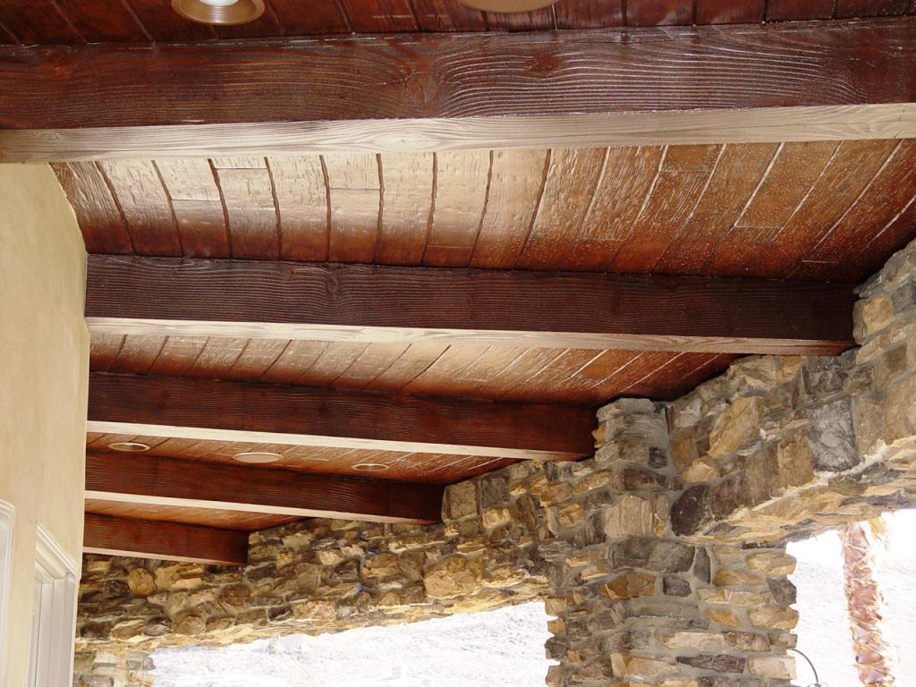Image of: Lightweight Ceiling Planks