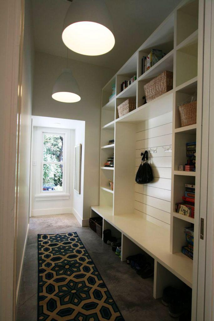 Image of: Mudroom Ideas IKEA