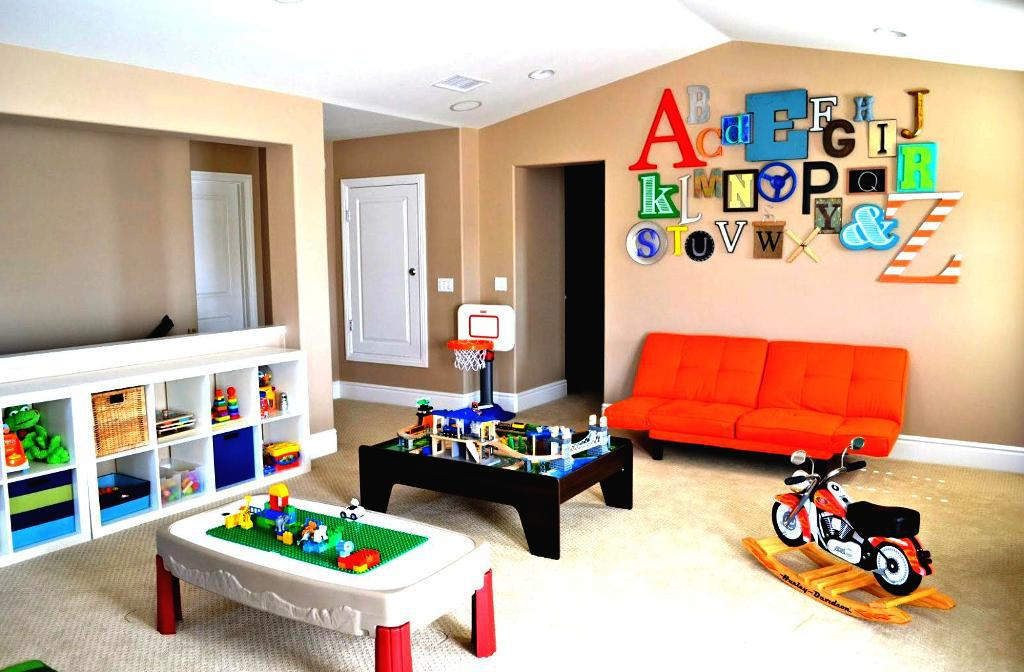 Image of: Playroom Furniture IKEA