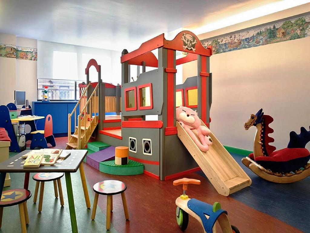 Image of: Playroom Furniture Ideas