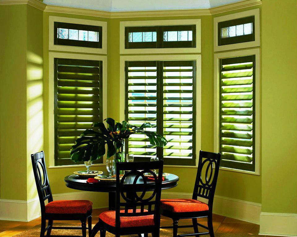 Image of: Transom Window Treatments