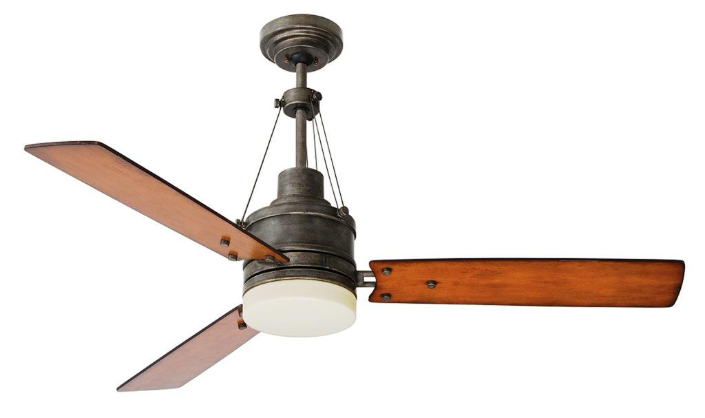 Image of: Vintage Ceiling Fans With Lights