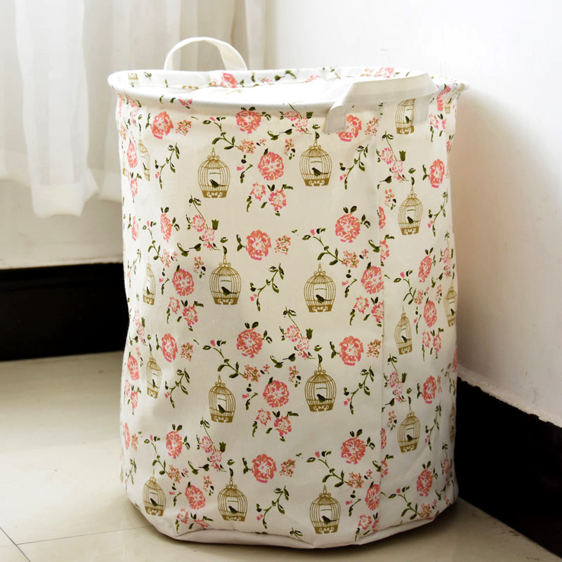 Image of: Beautiful Laundry Bin