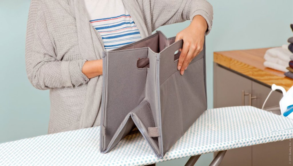 Image of: Collapsible Laundry Hamper By Ocean Star