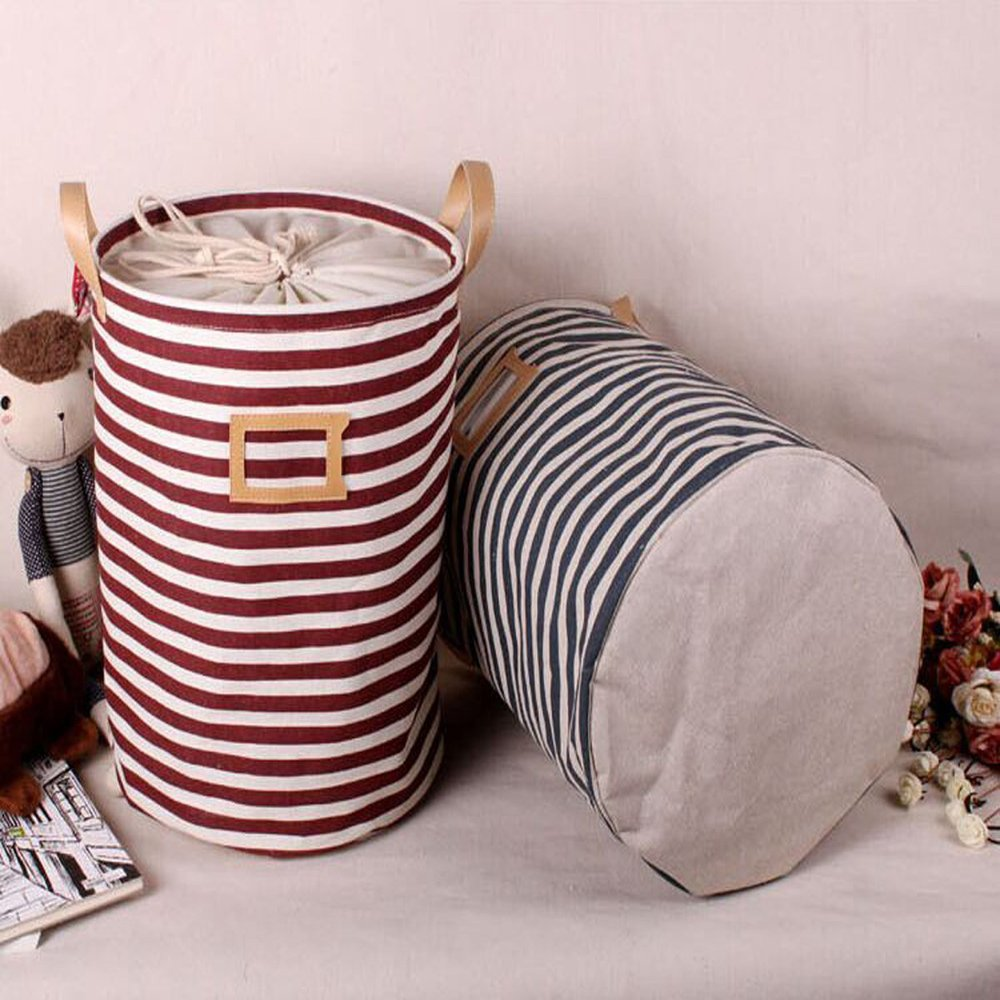 Image of: Foldable Laundry Basket Hamper