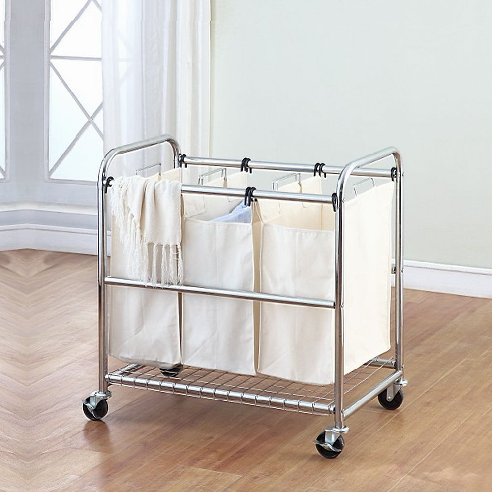 Image of: Perfect Laundry Sorter Hamper