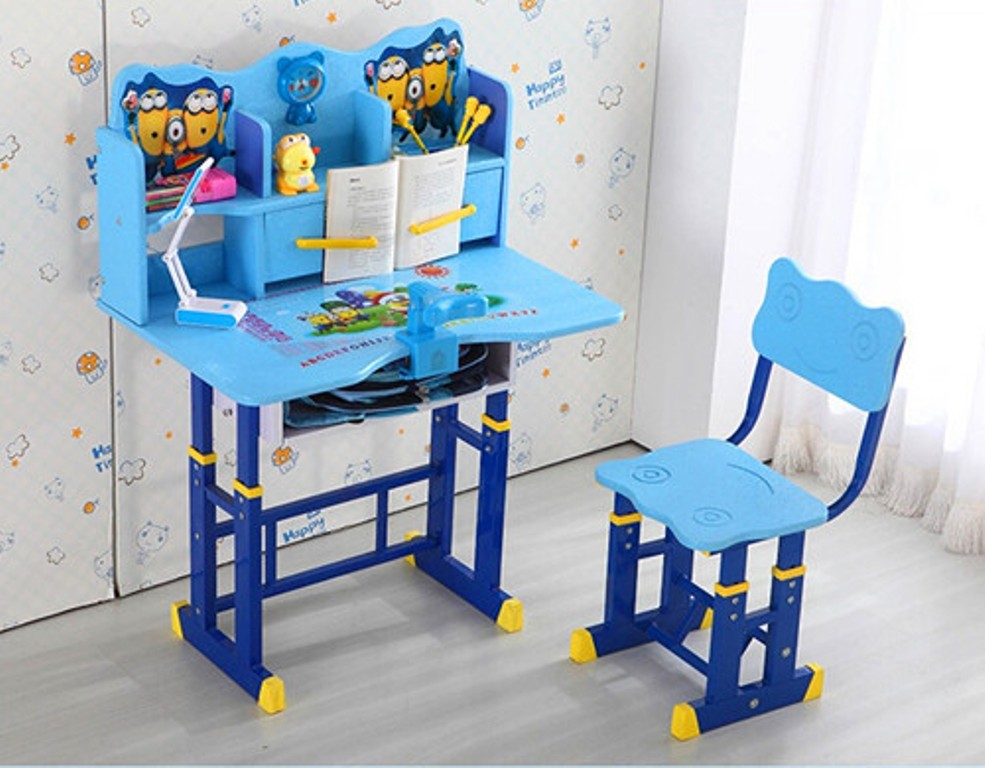 Activity Childrens Desk and Chair Set