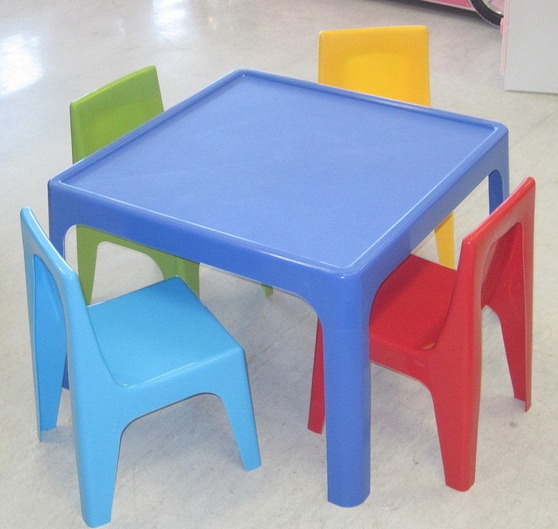 Image of: Amazing Childrens Desk and Chair Set