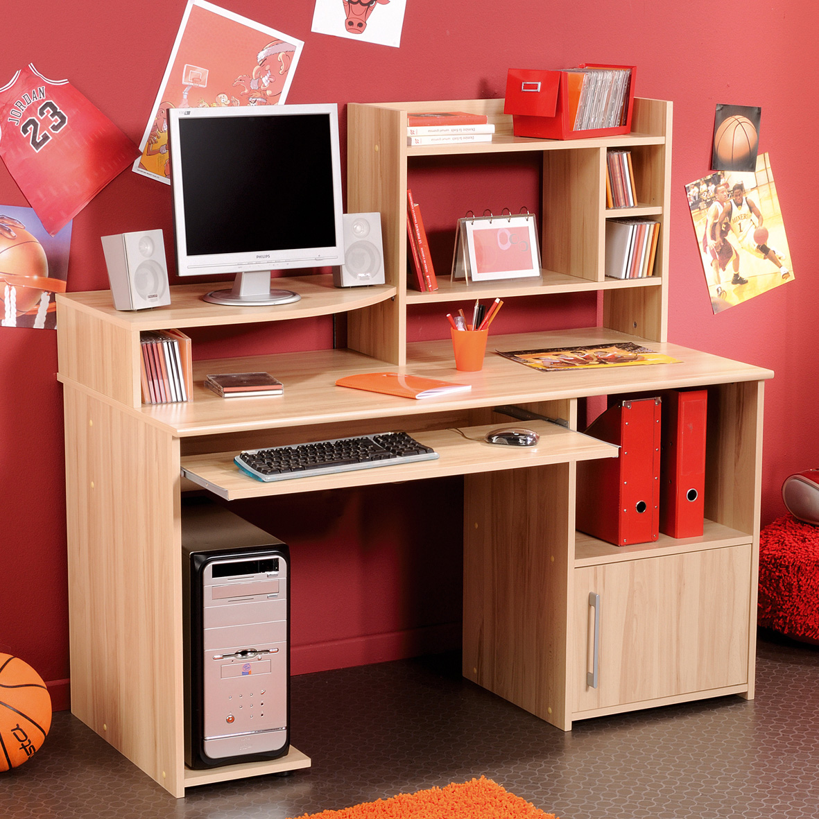 Amazing Desk for Teenage Girl