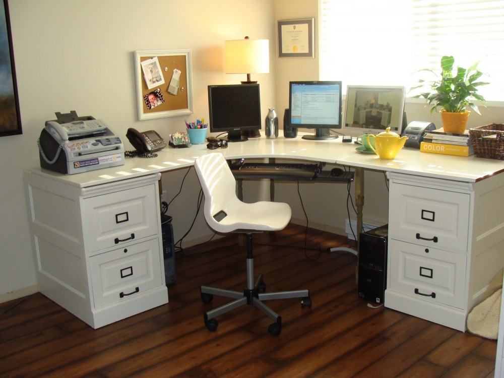 Image of: Art Desk Ikea Design