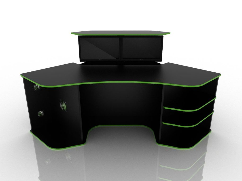 Image of: Awesome Best Pc Desk