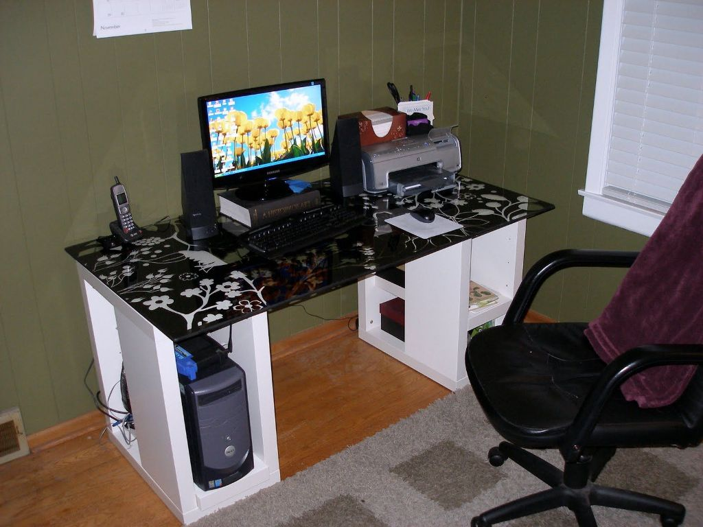 Awesome Computer Desks Chairs