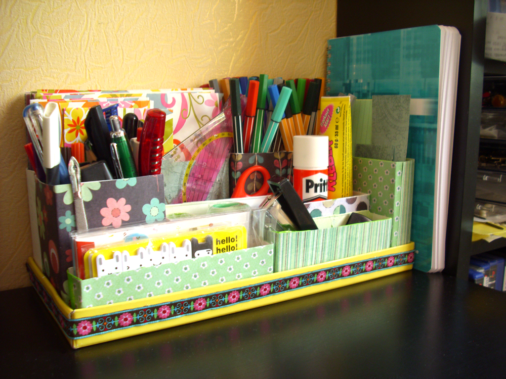 Image of: Best Desk Organization Accessories