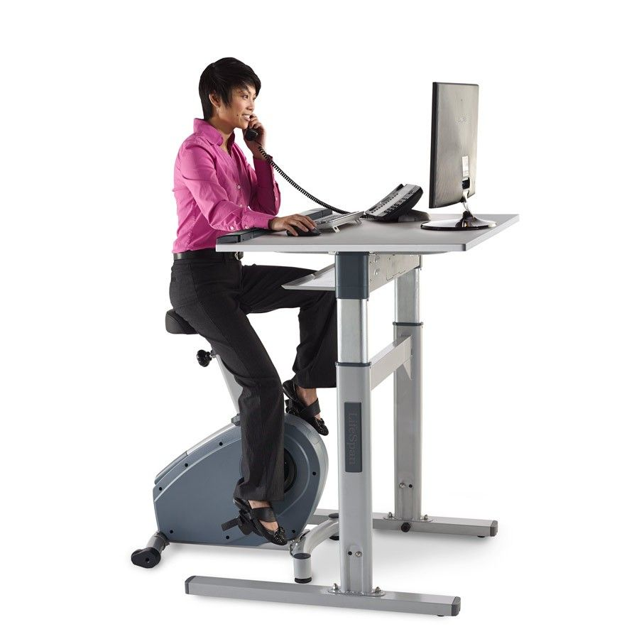 Image of: Bike Desk Chair Model