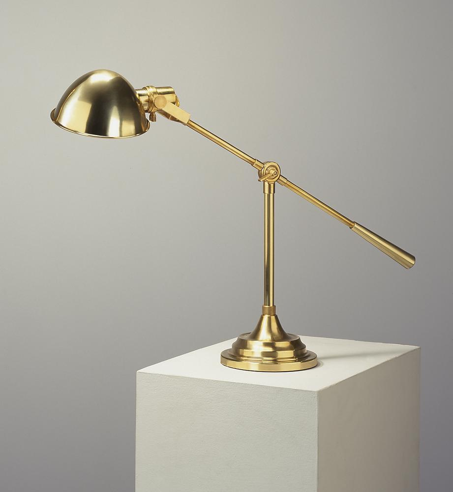 Image of: Brass Desk Lamp Color